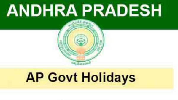 AP govt releases list of 2021 holidays, Check out here