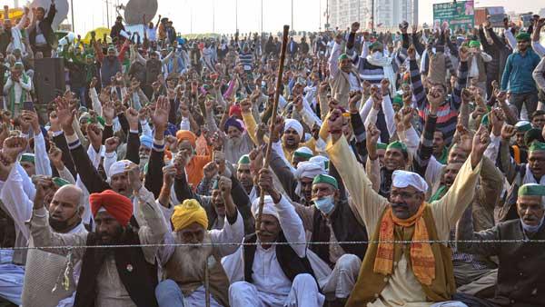 రైతు సంఘాలతో కేంద్రం 10వ దఫా చర్చలు వాయిదా: జనవరి 19కి బదులు 20న భేటీ