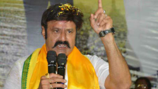 Cine hero Nandamuri Balakrishna in republic day celebrations held at basavatarakam hospital