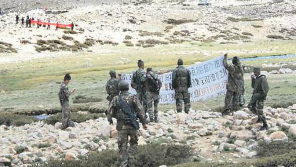 China Moves Back Around 10,000 Troops From Depth Areas Near LAC In Ladakh