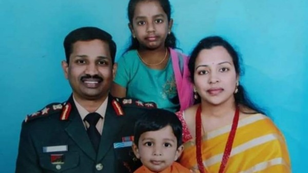 Colonel Santosh Babu Likely To Be Posthumously Awarded Mahavir Chakra On Republic Day