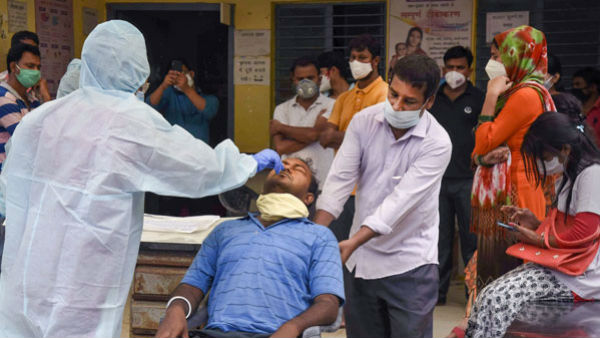 203 new corona cases reported in andhra pradesh: 1 deaths in last 24 hours