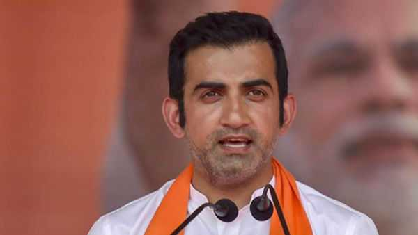MP Gautam Gambhir Contributes Rs One Crore For Ram Temple Construction