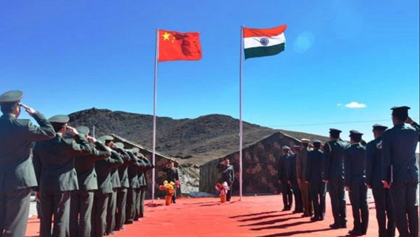 Round 9 of India-China Military Talks Begin to Resolve Ladakh Stand-off