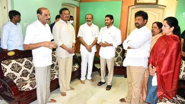AP CM YS Jagan announced MLC ticket for Challa Ramakrishna Reddys son Challa Bhageerath Reddy