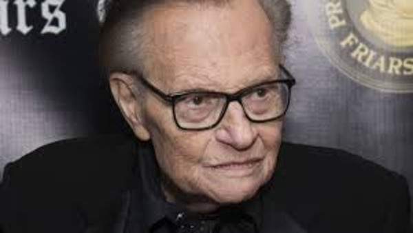 legendary talk show host Larry King died