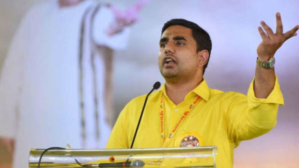 kiran family members meets nara lokesh