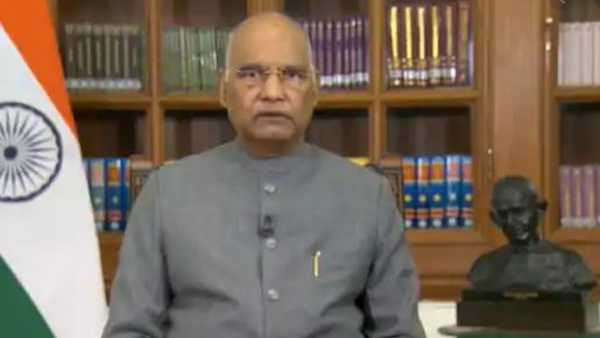 Faced Expansionist Move, Our Valiant Soldiers Foiled It,says Prez Kovinds R-Day address