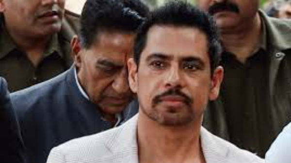 Income Tax Officials Record Robert Vadra Statement In UK Properties Case