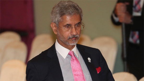 Jaishankar suggests way forward for China ties after year of 'exceptional stress'