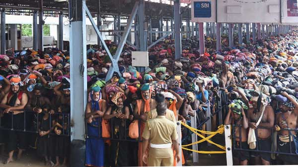 Sabarimala:All arrangements have been made for Makaravilakku