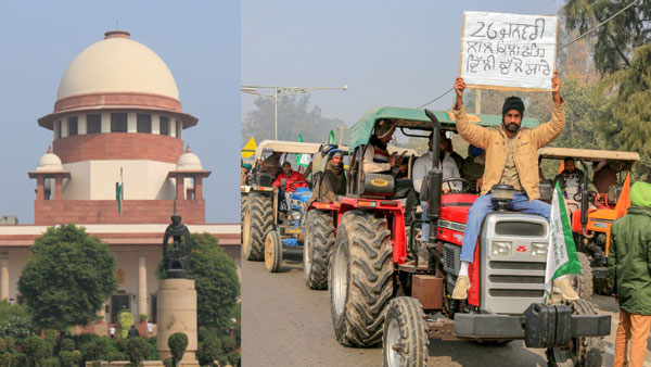 Farmers R-Day tractor rally: SC says entry in Delhi to be decided by Police