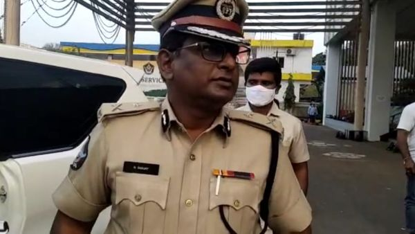 ap sec nimmagadda ramesh appoints ig sanjay as special officer for panchayat elections