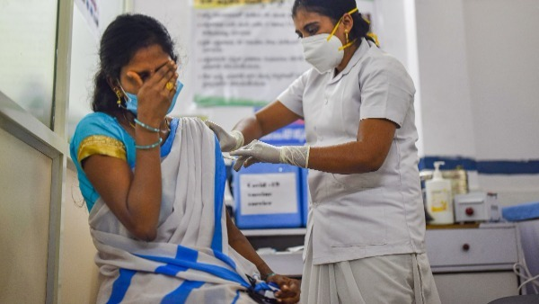 coronavirus vaccination success on first day in telangana says state health director