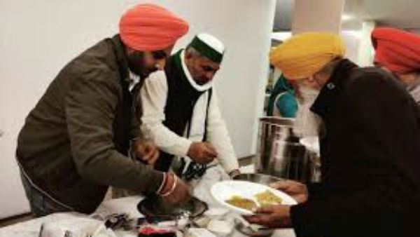 You Eat Your Food, Well Eat Ours: Farmers Refuse Lunch With Union Ministers