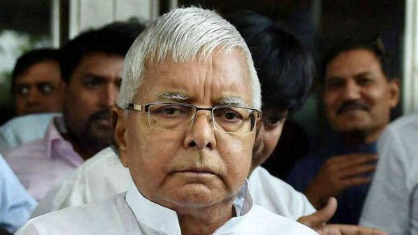 Fodder scam case: No relief for Lalu Prasad as Jharkhand high court rejects his bail plea
