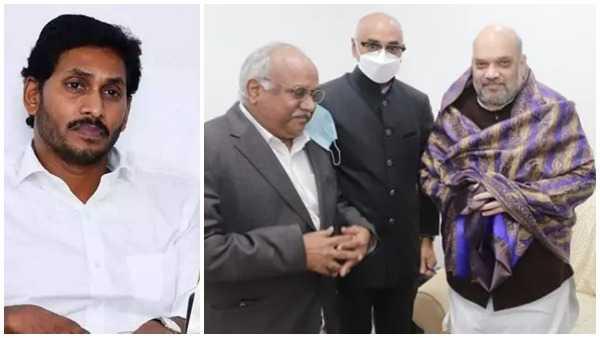 జగన్ అరాచకాలపై కేంద్రం సీరియస్ -చూస్తూ ఊరుకోబోమన్న అమిత్ షా: వెల్లడించిన టీడీపీ ఎంపీలు