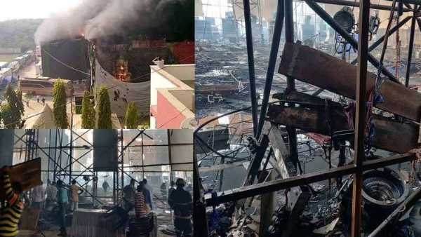 Mumbai: Major fire breaks out at Prabhass Adipurush set, no casualties