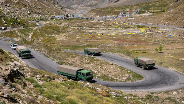 China withdraws tanks, armoured vehicles from Pangong Lake: India also