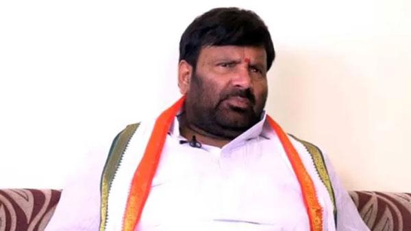 అందుకే కాంగ్రెస్ పార్టీకి రాజీనామా