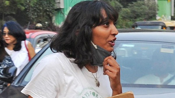No bail today, Disha Ravis lawyer says shes better in jail
