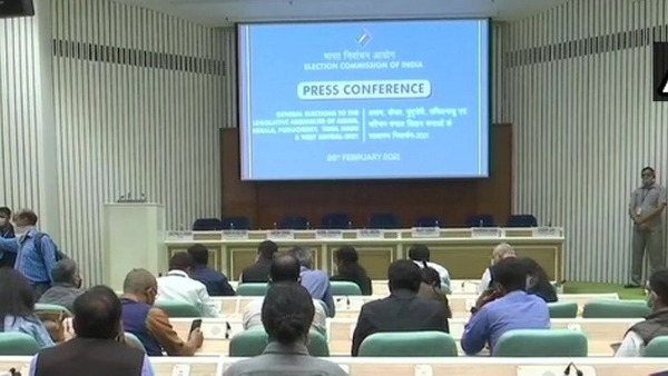 CEC announces schedule for 5 states assembly elections and tirupati, sagar bypolls