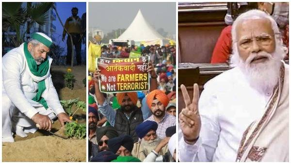 Farmers protest:Unions say ready for talks, ask govt to choose date after pm modis call
