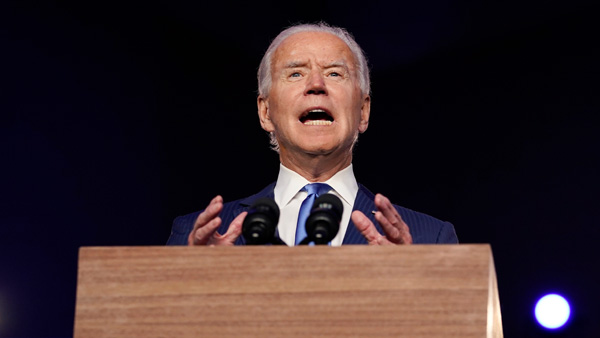 US President Joe Biden speaks to China President on phone,says will have a different approach