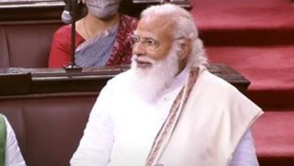Our democracy is not a western institution. Its a human institution: PM Modi in Rajya Sabha