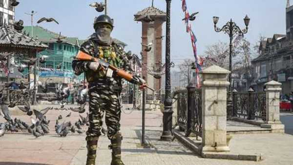 Terror attack averted in Jammu; police recover 7 kg IED