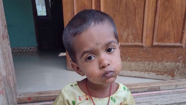 Help to save 1 year old Thanushree from serious Heart problem