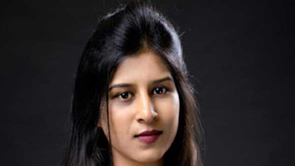 medak mp daughter kirti reddy is on the forbes list