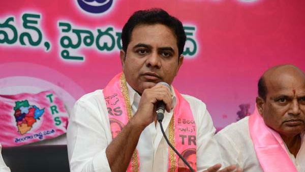 man arrested for allegedly demanding money in the name of minister ktr personal secretary