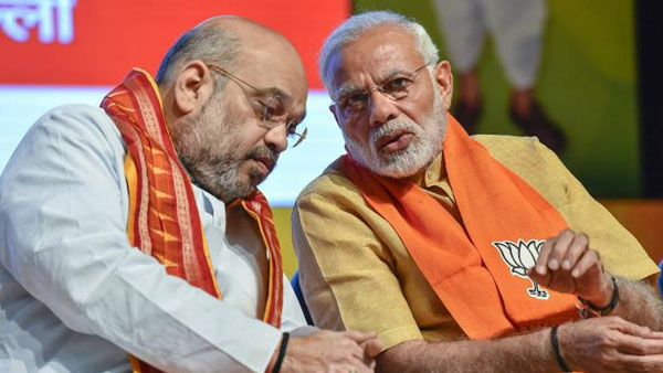 Gujarat Municipal Election 2021: As trends show clean sweep, BJP gears up for celebration