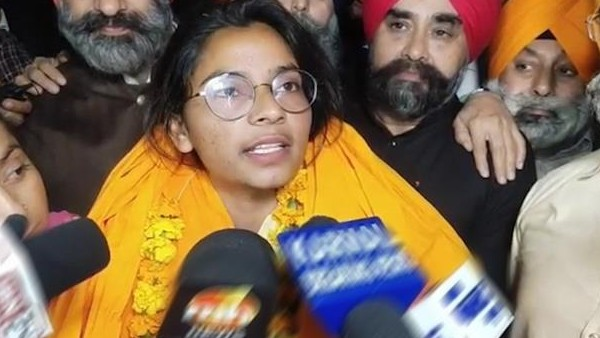 Will join farmers' agitation, says Activist Nodeep Kaur after released from jail on bail