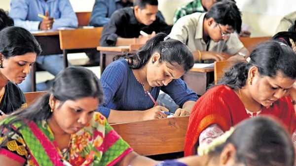 Entrance examination schedule in Telangana along with eamcet