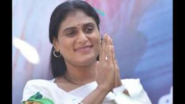 జై తెలంగాణ నినాదం తో సమావేశం ప్రారంభించిన షర్మిల