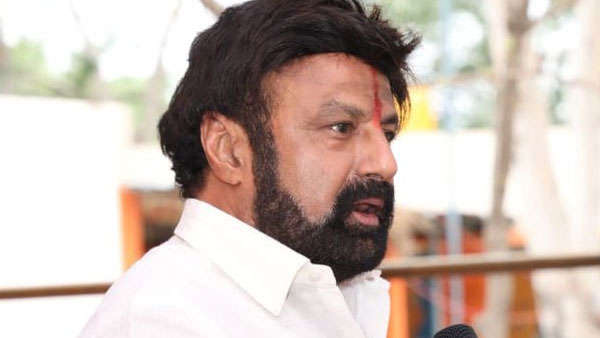 Are YCP leaders spending money from their pockets for welfare schemes .. Balakrishna fire