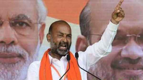 Telangana BJP Chief Bandi Sanjay likely to participate in Tirupati LS bypoll campaign