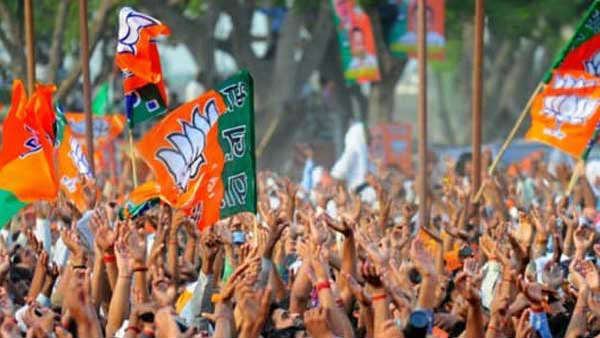 BJP Heads For Second Consecutive Mandate; SP-BSP Fail To Impress Voters