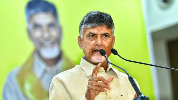 TDP Chief Chandrababu will be visiting Chittoor district today