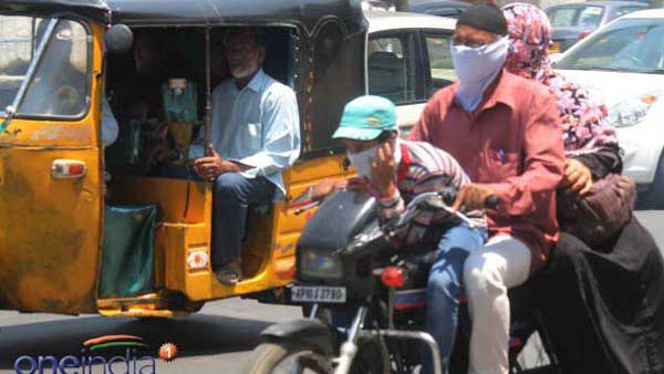 Telangana: IMD issued a heatwave alert for the next 48 hours