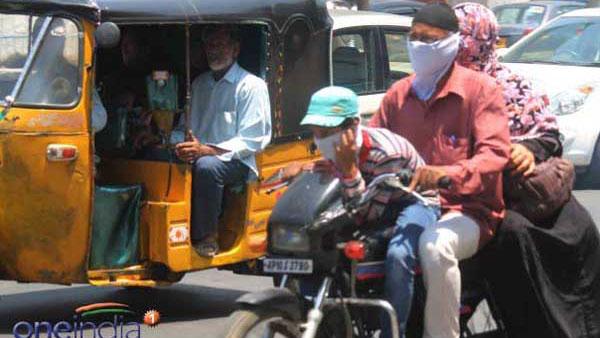 ఆగ్నేయం భగభగ: తెలంగాణలో వేడిగాలుల తీవ్రత: బయట తిరక్కపోవడమే బెస్ట్: ఐఎండీ
