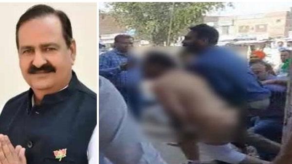 viral video: బట్టలూడదీసి బీజేపీ ఎమ్మెల్యేపై రైతుల దాడి -సాగు చట్టాలపై పోరులో అనూహ్య ఘటన -ఖండనలు
