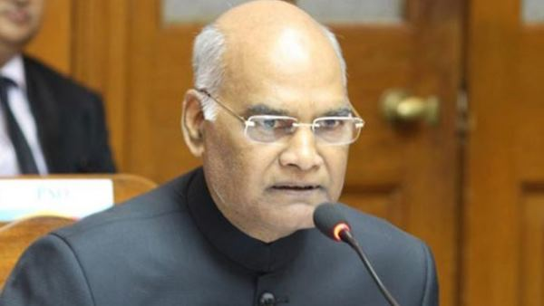 President Ram Nath Kovind admitted in army hospital after chest discomfort, condition stable