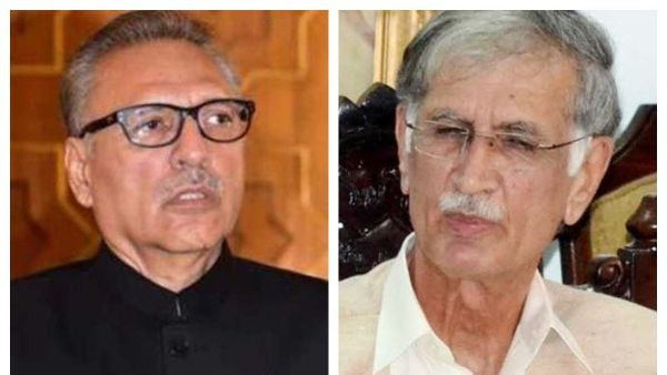 Pak Prez Arif Alvi tests positive for COVID-19 days after first dose of vaccine, Defence Min too