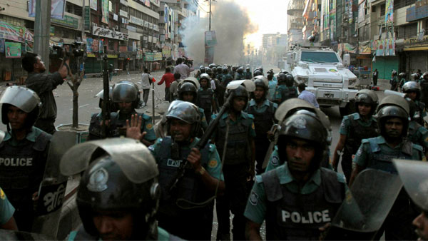 Train, Temples Attacked As Bangladesh Clashes Spread After PM Modi Visit