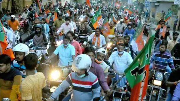 Assembly polls: EC bans bike rallies 72 hours before date of voting in all poll-bound states