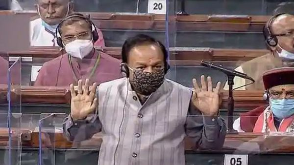 Every covid-19 vaccine does not require universal immunisation says Harsh Vardhan in LS