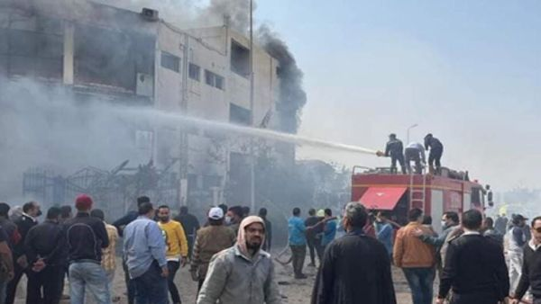 Egypt: 20 Killed, 24 Injured In Massive Fire At Sewing Factory